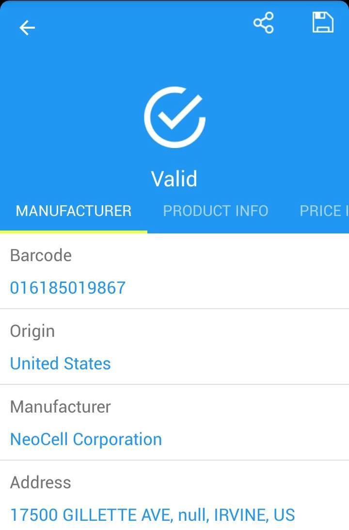 Hướng dẫn kiểm tra mã vạch sản phẩm 4
