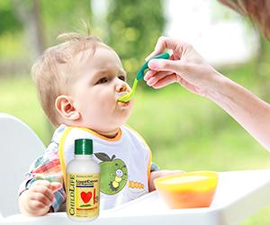ChildLife Calcium & Magnesium- Siro Vị Cam - Kích Thích Phát Triển Chiều Cao Cho Bé