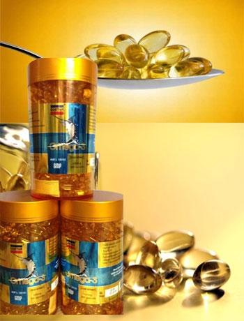 Dầu cá Omega 3 Costar Úc 1000mg 100 viên - Quà tặng vàng cho sức khỏe của bạn