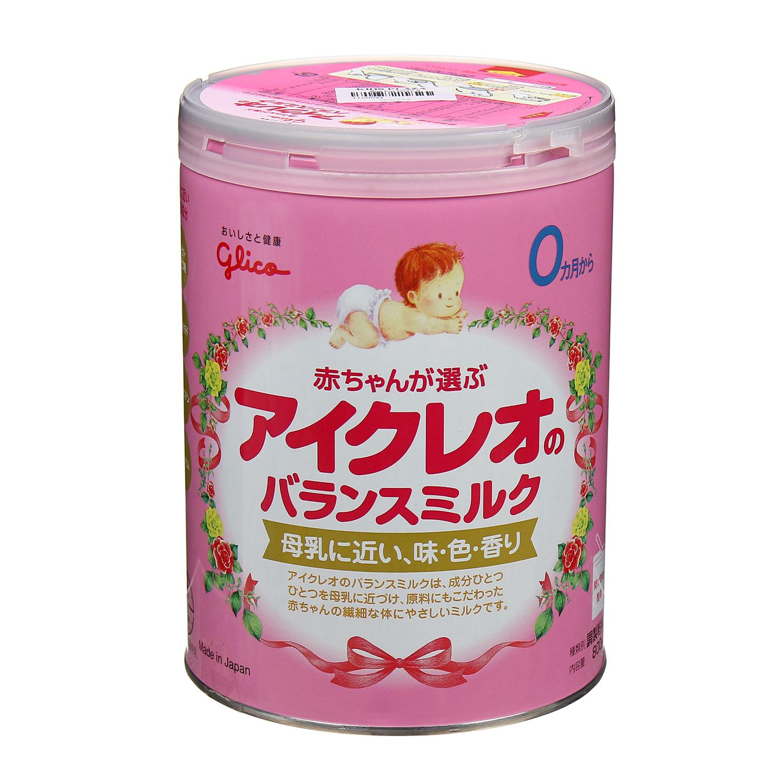 Sữa Glico Icreo 800g cho trẻ từ 0 - 9 tháng - mát như sữa mẹ_chiaki.vn