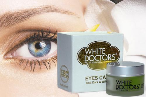 White Doctors Eyes Care Kem Chống thâm và xóa nếp nhăn vùng mắt