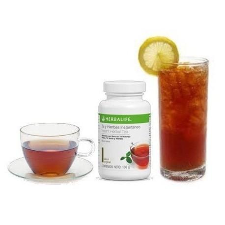 Trà giảm cân Herbalife giải phóng năng lượng sau 15 phút sử dụng
