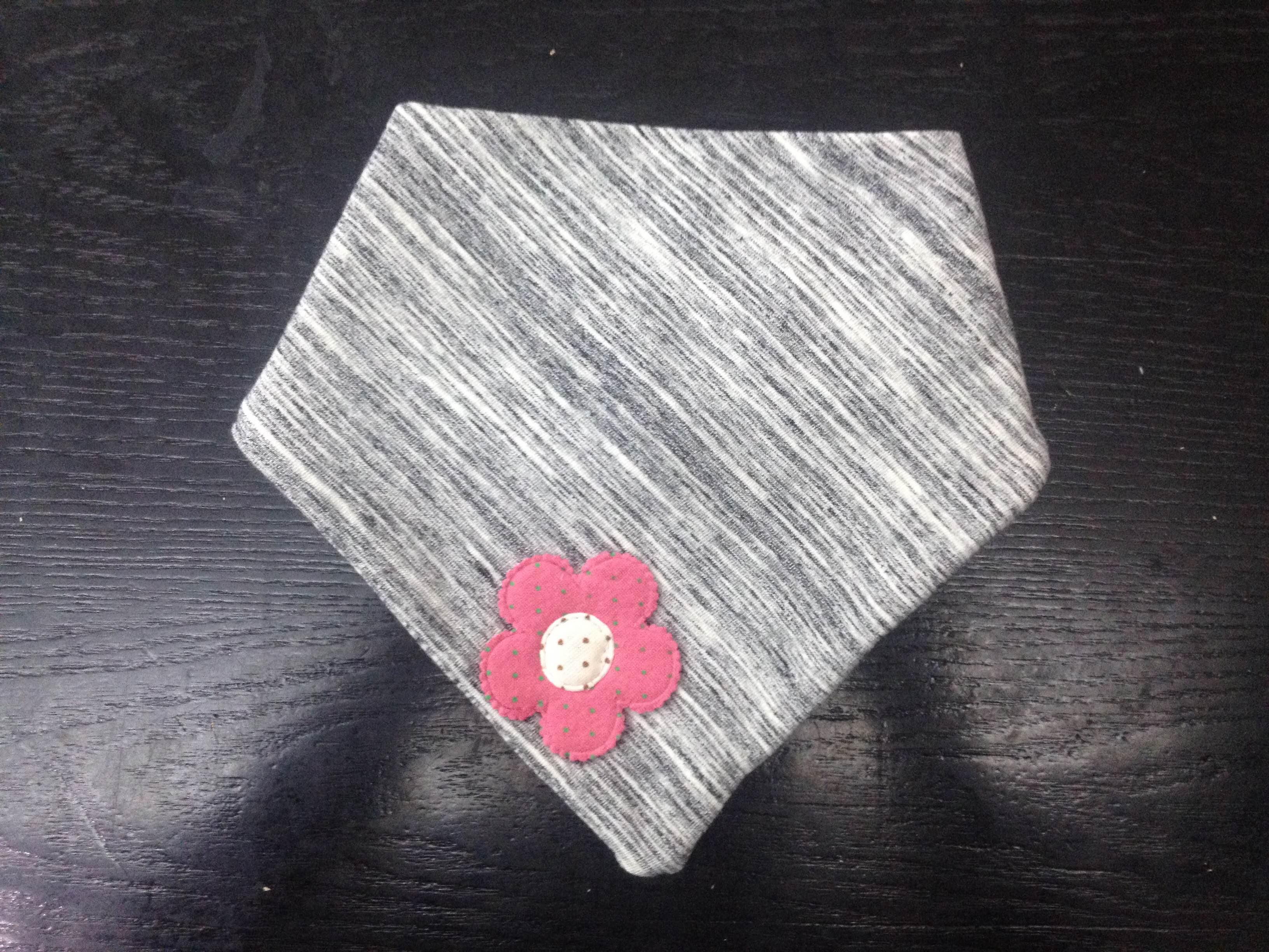 Set 3 khăn Cotton 2 lớp hàng Việt Nam, chất lượng cao cho bé gái 1