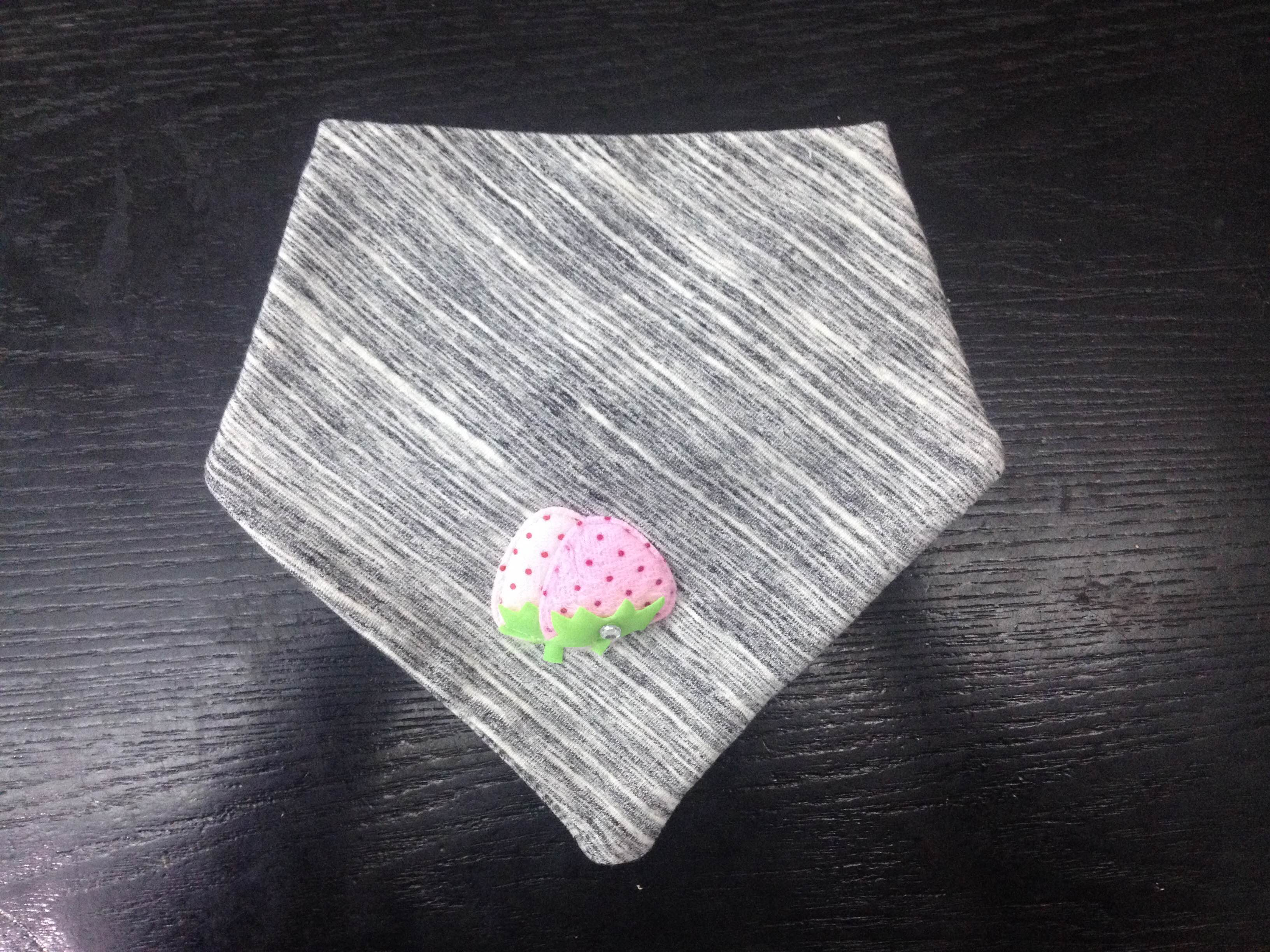 Set 3 khăn Cotton 2 lớp hàng Việt Nam, chất lượng cao cho bé gái 2