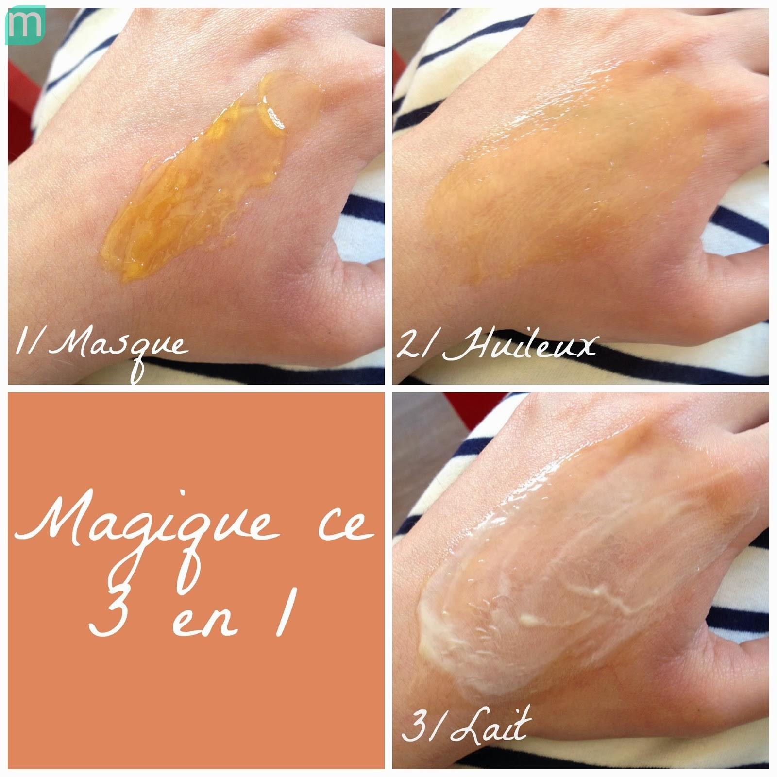 Mặt nạ thải độc Nuxe - Bio Beauté Vitamin mặt nạ cho mùa khô hanh
