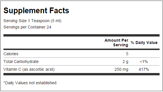 Vitamin C Childlife 120ml 2