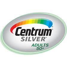 Centrum® Silver bổ sung vitamin cho người cao tuổi