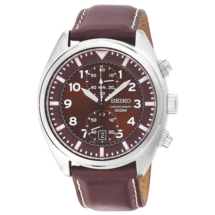 Đồng hồ Seiko Chronograph SNN241 cho nam 1