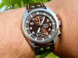Đồng hồ Seiko Chronograph SNN241 thể thao