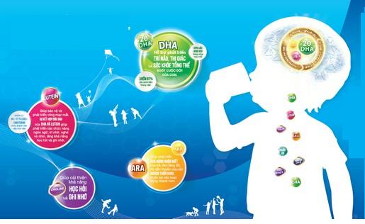 Sữa Morinaga số 0 cho trẻ từ 0 - 1 tuổi bổ sung DHA, ARA, Taurine, Choline phát triển não bộ của bé toàn diện