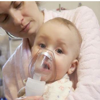 Máy xông mũi họng giúp chăm sóc và phòng chống bệnh đường hô hấp cho trẻ nhỏ