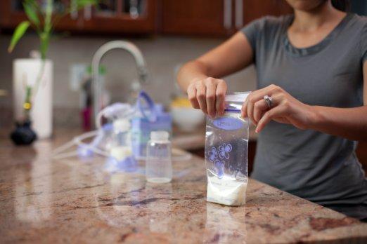 Túi trữ sữa Lansinoh (50 túi)