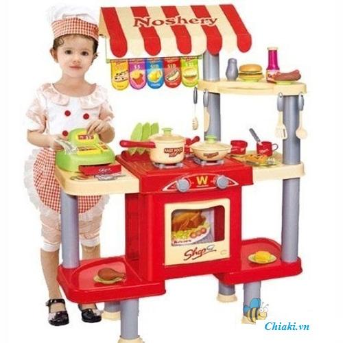 Đồ chơi nấu ăn cho bé 008-33