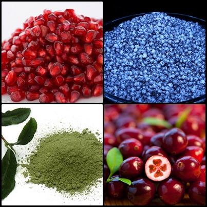 Thành phần vitamin C trong Collagen Neocell +C lựu giúp da sáng mịn