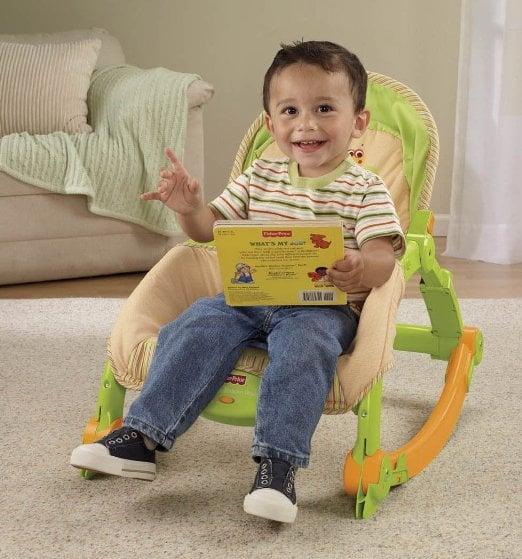 ghế rung Fisher Price T2518 cho bé