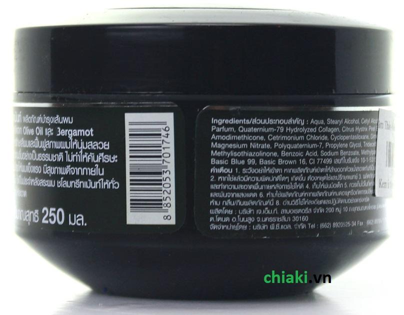 Kem ủ tóc Olive Purete giải pháp cho mái tóc 2