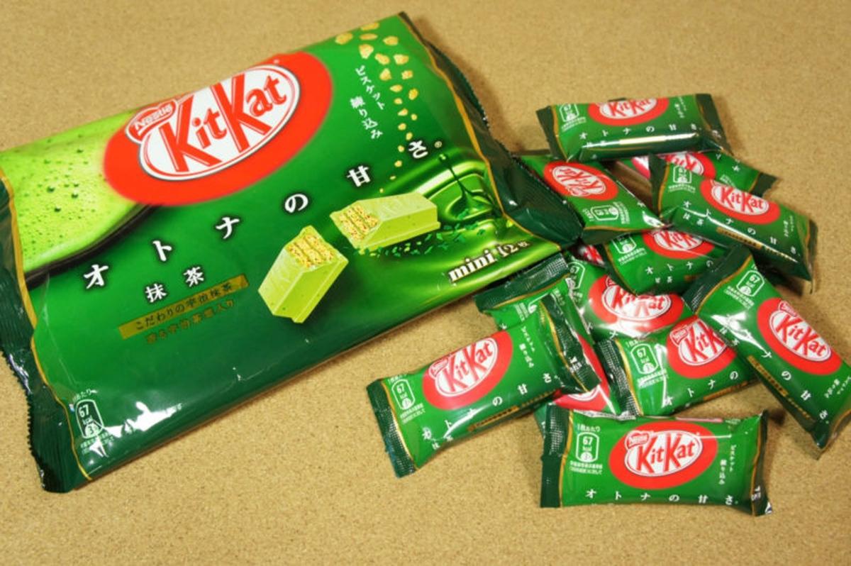 Kitkat Trà Xanh Nhật Bản 12 Gói