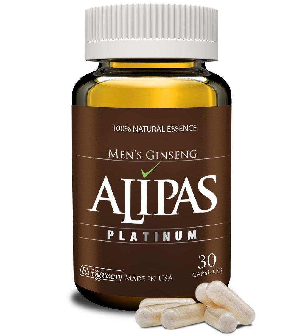 Sâm Alipas Platium hỗ trợ điều trị yếu sinh lý nam