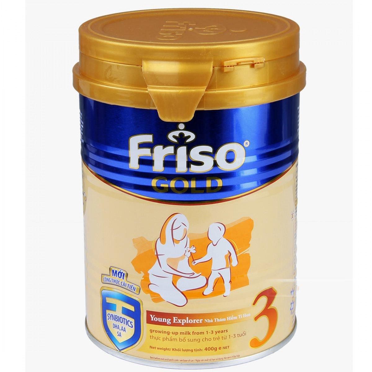 Sữa Friso Gold 3 900g