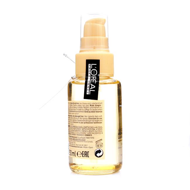 Tinh dầu serum phục hồi tóc hư tổn L'Oreal 50 ml 3 tác động 3