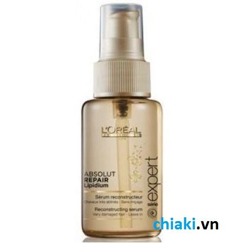 Tinh dầu serum phục hồi tóc hư tổn L'Oreal 50 ml 3 tác động 1