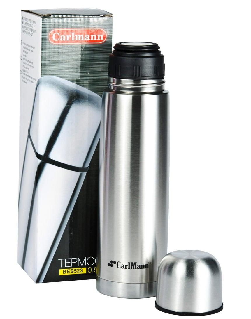 Bình thiết kế có dung tích 500ml có thể giữ nóng và lạnh trong nhiều giờ