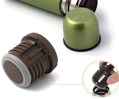 Cơ chế chế tạo thân bình hai lớp bằng thép không gỉ 18-8 rất an toàn vệ sinh