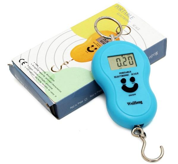 Cân điện tử mini cầm tay, nhỏ gọn với độ chính xác cao