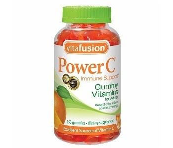 Kẹo vitamin C vị cam giúp bổ sung vitamin C, tăng sức đề kháng cho cơ thể hiệu quả