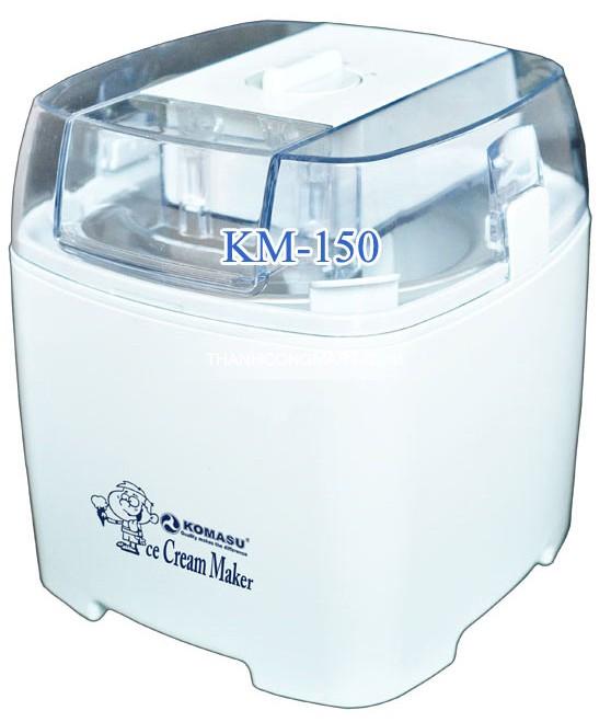 Komasu KM-150 được tạo ra từ chất liệu cao cấp với thiết kế hiện đại