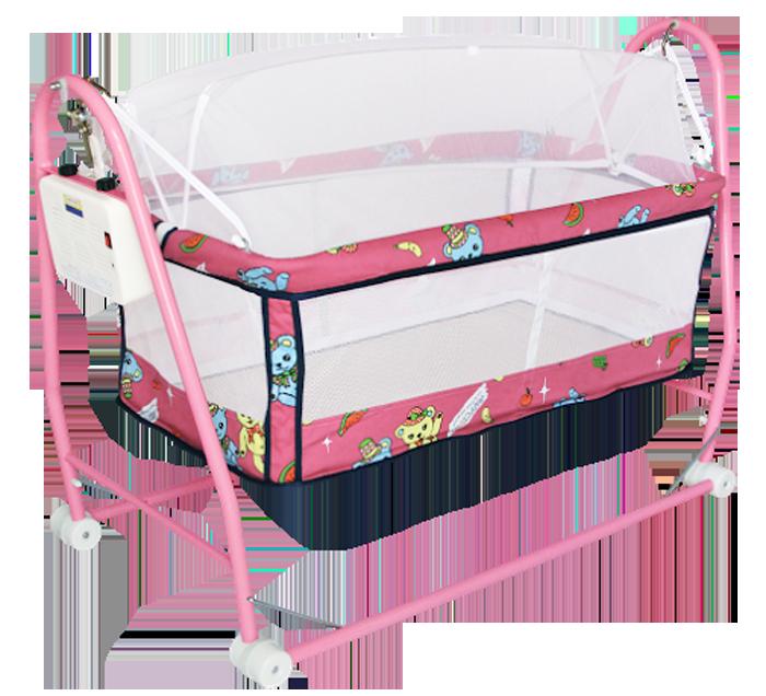 Nôi em bé Autoru một tầng là loại nôi trẻ em nhỏ gọn, tiện dùng