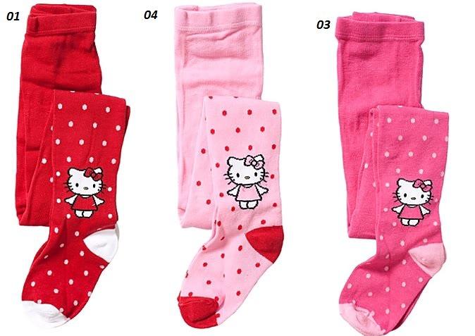 Quần tất cho bé gái Hello Kitty giúp giữ ấm và khiến bé xinh xắn điệu đà hơn