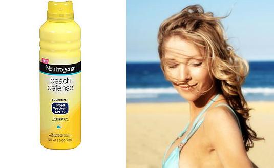 Điểm cộng của xịt chống nắng Neutrogena Beach Defense SPF 70
