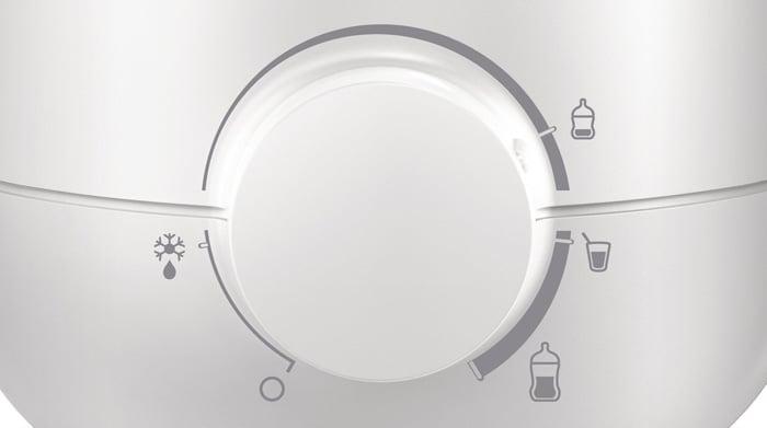 Máy hâm sữa và thức ăn siêu tốc bằng điện Philips Avent 3