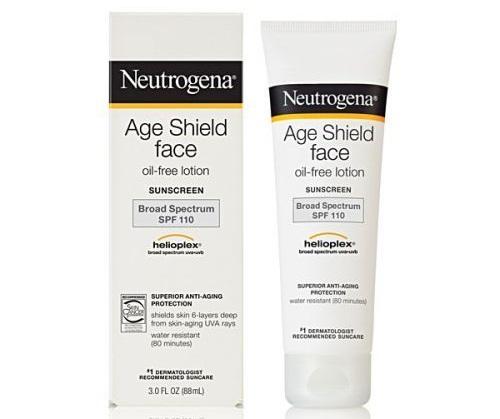 Kem chống nắng Neutrogena chống lão hóa da được ưa chuộng sử dụng