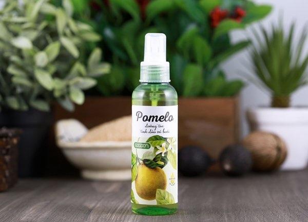 Tinh dầu bưởi Pomelo còn là bí quyết chăm sóc da hiệu quả