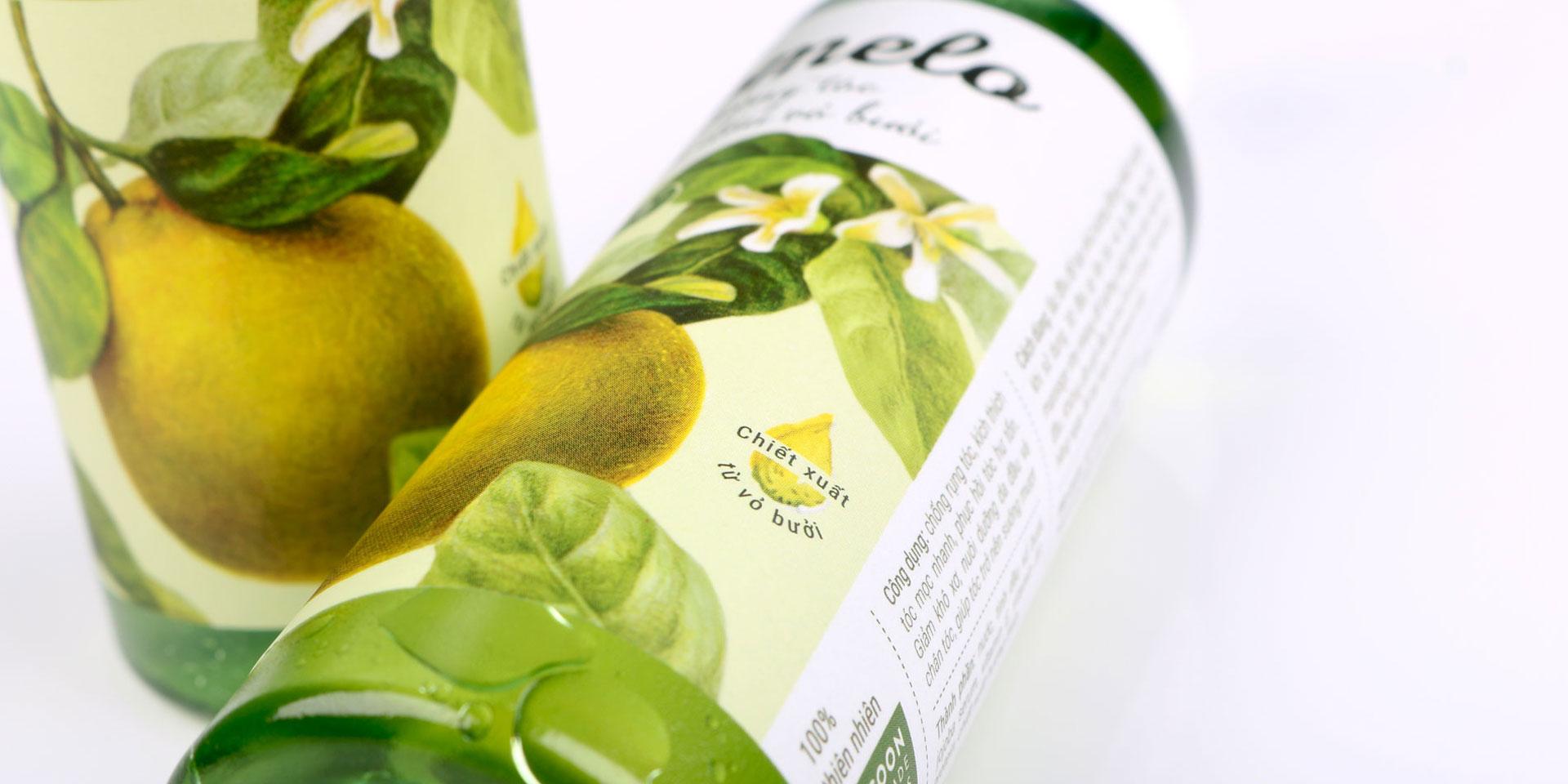 Tinh dầu bưởi Pomelo dễ dàng sử dụng và bảo quản