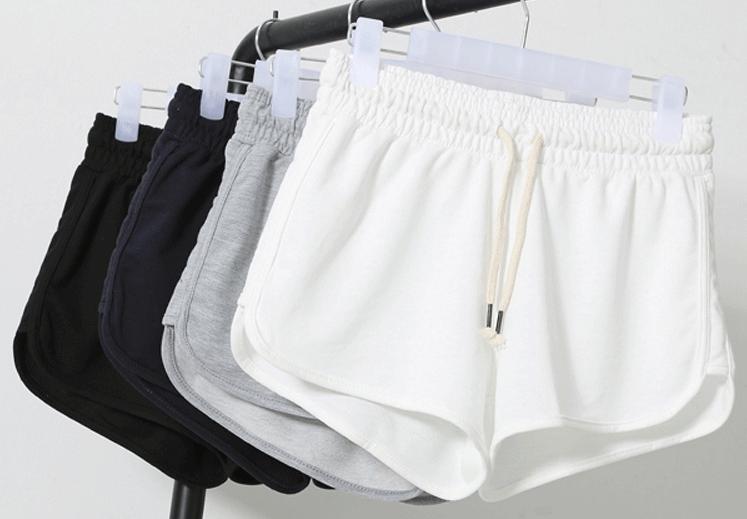 Quần short thể thao cho nữ chất liệu cotton cao cấp 1