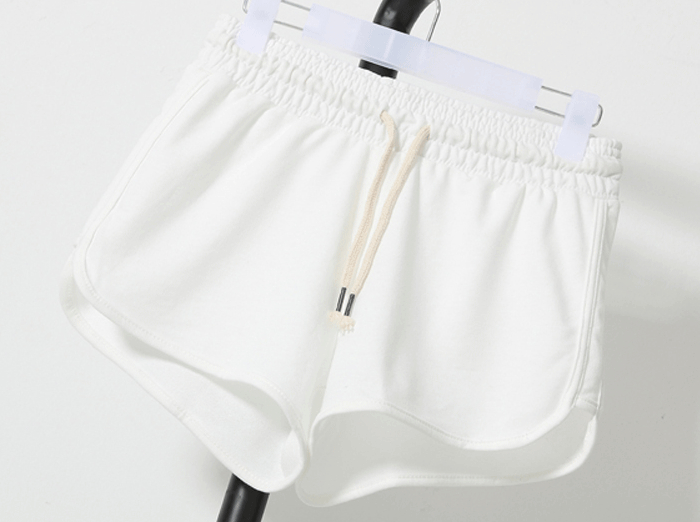 Quần short thể thao cho nữ chất liệu cotton cao cấp 4