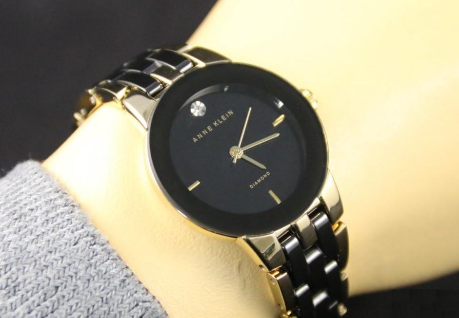 Kết quả hình ảnh cho đồng hồ đeo tay Anne Klein