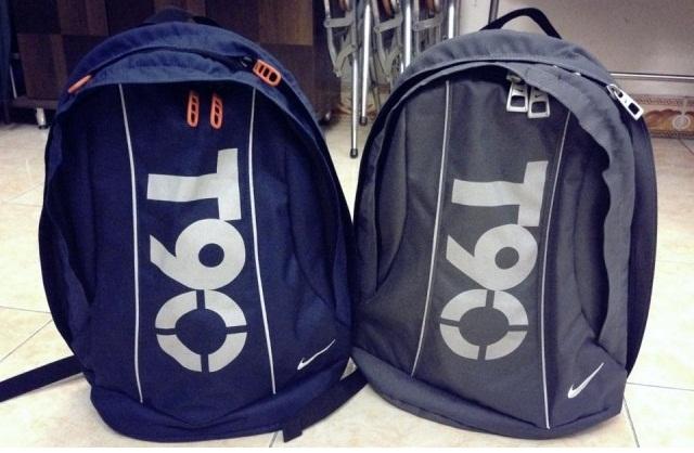 Balo thể thao Nike T90 Backpack chứa được nhiều đồ dùng