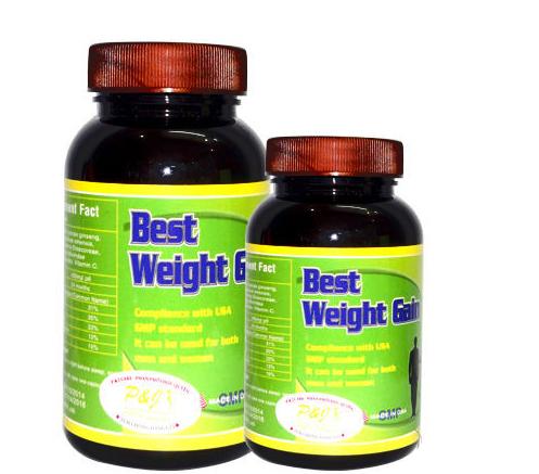 Best Weight Gain - giải pháp tăng cân cho người gầy