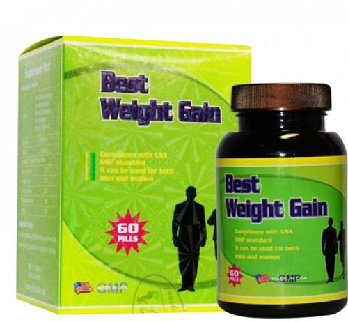 Best Weight Gain - giải pháp tăng cân cho người gầy 2
