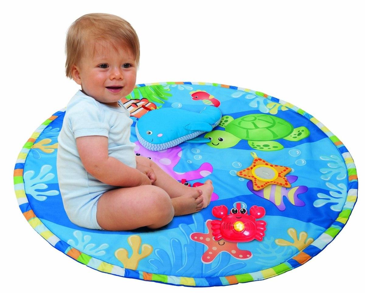 Giai đoạn từ 9 tháng tuổi trở lên, mẹ có thể tháo thanh 3D để bé ngồi chơi thật thoải mái