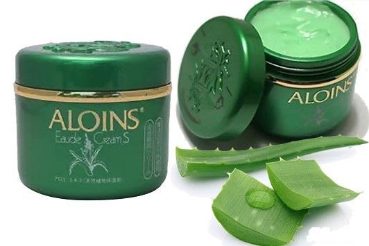 Kem Aloins Eaude Cream S 185g dưỡng trắng da toàn thân