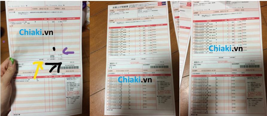 Chiaki.vn cam kết bán hàng Uniqlo chính hãng từ Nhật