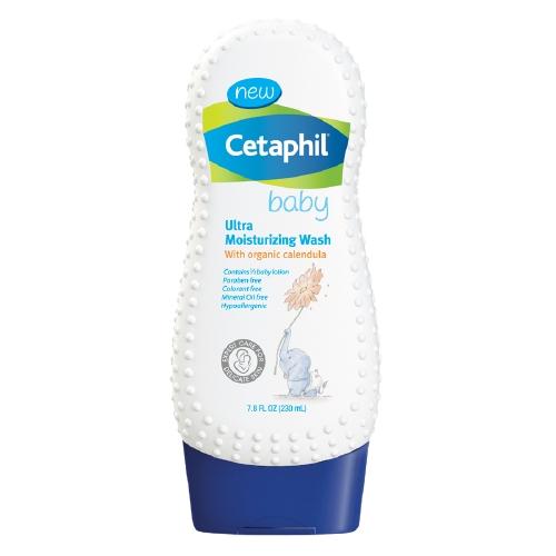 Sữa tắm Cetaphil dưỡng ẩm cho bé 230ml