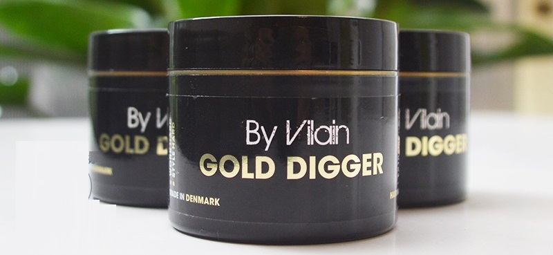 Sáp vuốt tóc By Vilain Gold Digger 2