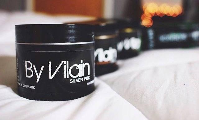 Sáp vuốt tóc By Vilain Silver Fox tạo kiểu phong cách 2