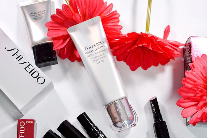 Kem dưỡng trắng da Shiseido White Lucent All Day Brightener  2